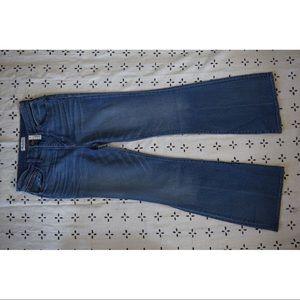 Madewell Flea Market Jeans in Maribel Wash